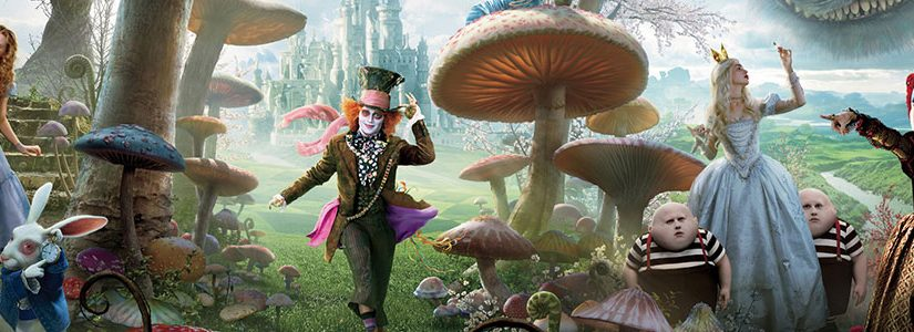 March Hare, Mad Hatter or the Duchess?