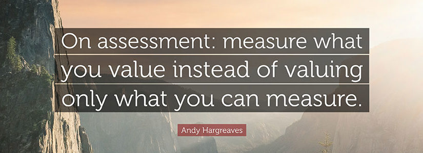 Measure What You Value