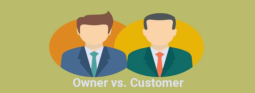 Owner vs Customer