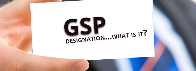 GSP – Professionalism in Governance