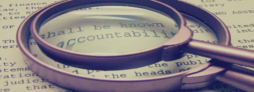 Accountability: A Governance Imperative for Charities – and Others
